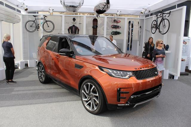 land rovers new discovery with advanced tow assist lets you go anywhere in comfort rover