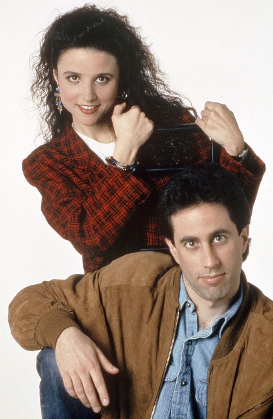 <p>Seinfeld wasn't the only comedian in the cast. Julia Louis-Dreyfus got her start as a cast member on <em>Saturday Night Live </em>before moving over to the sitcom. </p>