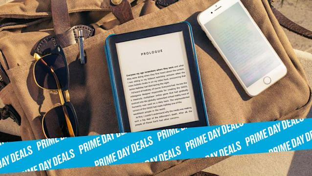 Photo Illustration by Elizabeth Brockway/The Daily Beast * All-new Kindle, $60 (33% off) * Built-in front light, 167 ppi glare-free display, 4GB storage, one-handed reading. Read more about its features here. * Shop the rest of our other Prime Day deal picks here. Not a Prime member yet? Sign up here.It's hard to stay away from e-readers and the increasingly good quality of Amazon's Kindles is to blame. In the April 2019 release of its new entry-level Kindle, Amazon gave us a front light, which was the single most important thing missing from the entry-level model. We're not surprised to see it down to $60 during Prime Day and you shouldn't be surprised by how good of a deal this is. | Get it on Amazon >Let Scouted guide you to the best Prime Day deals. Shop Here >Scouted is internet shopping with a pulse. Follow us on Twitter and sign up for our newsletter for even more recommendations and exclusive content. Please note that if you buy something featured in one of our posts, The Daily Beast may collect a share of sales.Read more at The Daily Beast.Got a tip? Send it to The Daily Beast hereGet our top stories in your inbox every day. Sign up now!Daily Beast Membership: Beast Inside goes deeper on the stories that matter to you. Learn more.