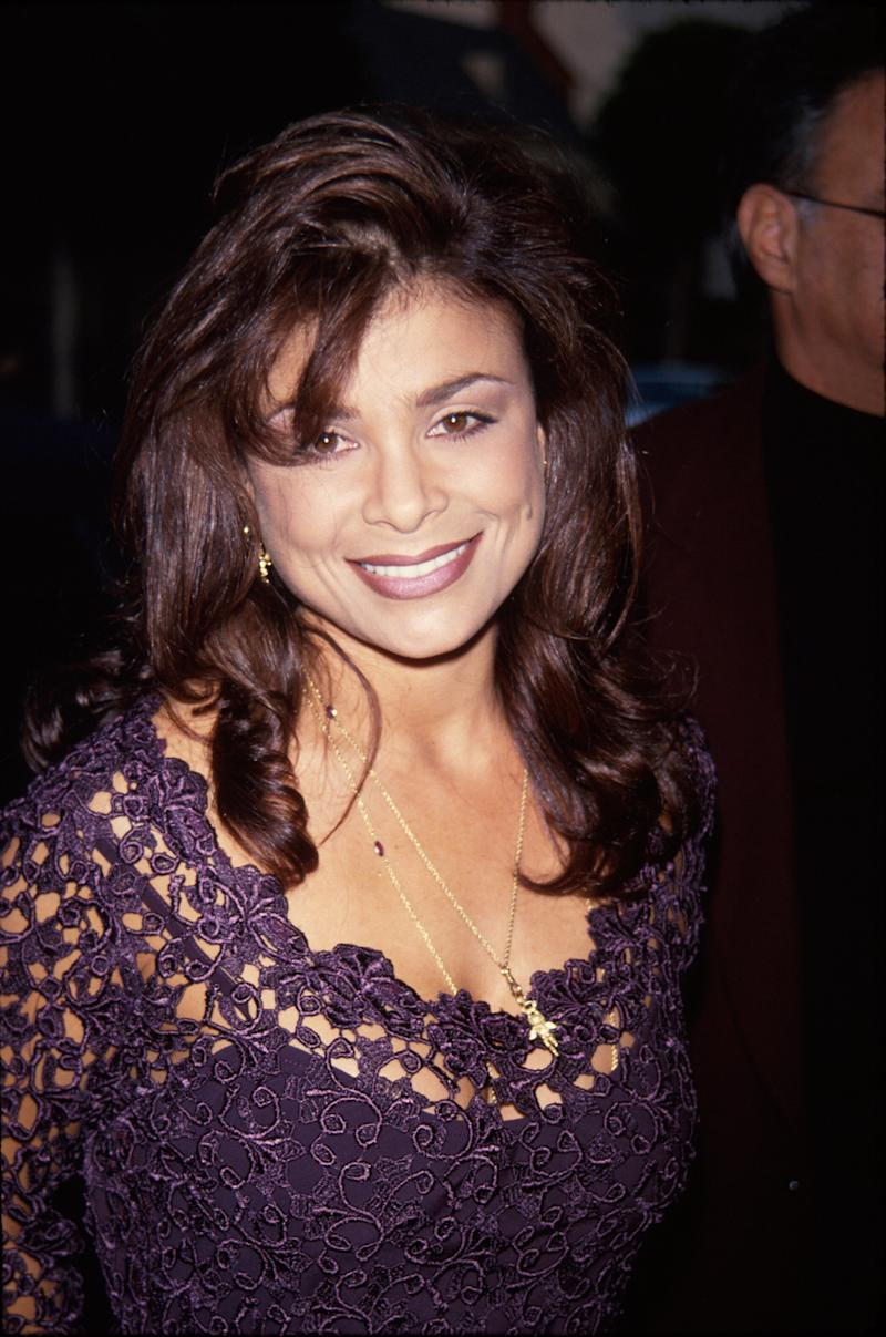 Singer Paula Abdul. (Photo by Time Life Pictures/DMI/The LIFE Picture Collection via Getty Images)