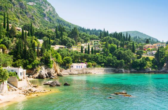 Corfu has plenty of beach choice (Getty/iStock)