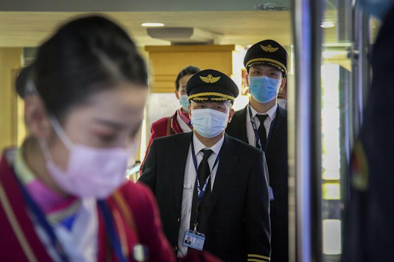 wuhan coronavirus travel warnings