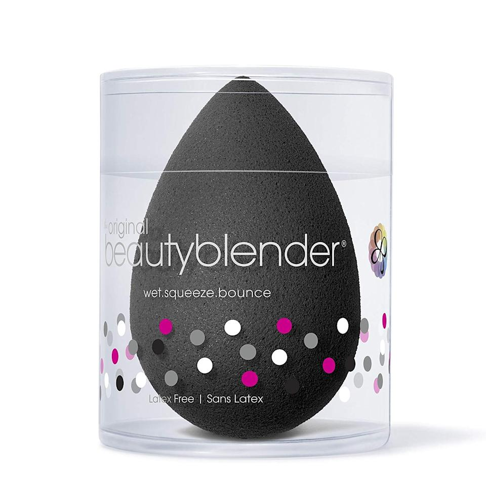 """<p>At this point, Beautyblender has become synonymous with """"beauty sponge."""" The company originally became popular due to its expansive range of beauty sponges and accessories (like cleaners and soaps), but it has recently expanded into a range of foundations, which is the brand's first expansion into the color cosmetic world. <a href=""""https://www.forbes.com/sites/celiashatzman/2018/07/20/beautyblender-founder-rea-ann-silva-talks-the-brands-first-makeup-launch-and-her-foundation-tips/#4a43d8af548d"""" target=""""_blank"""" class=""""ga-track"""" data-ga-category=""""Related"""" data-ga-label=""""https://www.forbes.com/sites/celiashatzman/2018/07/20/beautyblender-founder-rea-ann-silva-talks-the-brands-first-makeup-launch-and-her-foundation-tips/#4a43d8af548d"""" data-ga-action=""""In-Line Links"""">Beautyblender was founded by Rea Ann Silva</a>, who was a makeup artist prior to creating the sponge, and she still owns the brand. </p> <p>If you own no other tools in your makeup kit, the <a href=""""https://www.popsugar.com/buy/Beautyblender-Pro-418089?p_name=Beautyblender%20Pro&retailer=sephora.com&pid=418089&price=20&evar1=bella%3Aus&evar9=45866335&evar98=https%3A%2F%2Fwww.popsugar.com%2Fbeauty%2Fphoto-gallery%2F45866335%2Fimage%2F45866347%2FBeautyblender&list1=beauty%20products%2Cbeauty%20shopping&prop13=api&pdata=1"""" rel=""""nofollow"""" data-shoppable-link=""""1"""" target=""""_blank"""" class=""""ga-track"""" data-ga-category=""""Related"""" data-ga-label=""""http://www.sephora.com/product/pro-double-blenders-P379832"""" data-ga-action=""""In-Line Links"""">Beautyblender Pro</a> ($20) is a must have. You can use it for pretty much any part of your makeup - yes, including your eye shadow, though it takes some practice - and it effortlessly makes your makeup sit nicely on your face.</p>"""