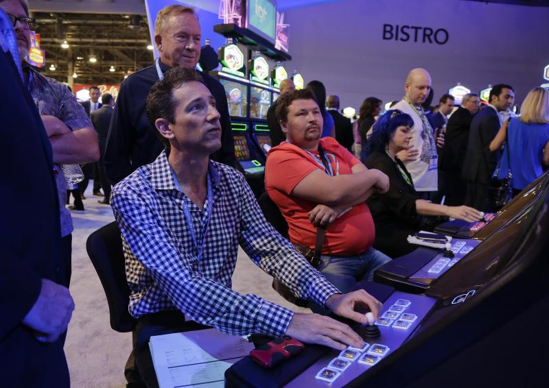 New skill-based casino slots play for video gamers