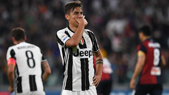 Juventus' charge towards another Serie A title shows no sign of stopping after they smashed Genoa 4-0 to go 11 points clear on Sunday.
