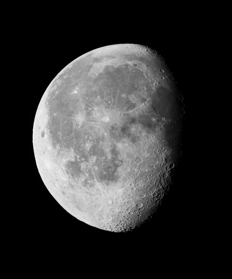 """<h2>Waning Gibbous or Disseminating Moon</h2> <br>""""Now you have shown the world what you are made of, it's time to fine-tune the smaller details to make it your own,"""" explains Arriana, referring to the waning gibbous phase. This is a time to reflect on your actions from this past month, and also a great time to figure out ways to enhance your life's journey.<br><br>If you were born under this moon, Hale says that you have an innate ability to demonstrate what you have learned, and you fight for what you believe in. """"On the negative end, there can be tendencies toward fanaticism or mental confusion. People born under a waning gibbous moon can become lost in social and moral conflicts,"""" she says.<br><span class=""""copyright"""">Photo: Jamie Cooper/SSPL/Getty Images.</span><br><br><br><br>"""