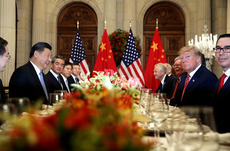 Chinese reversal prompts Trump to impose new tariff hike as markets fall