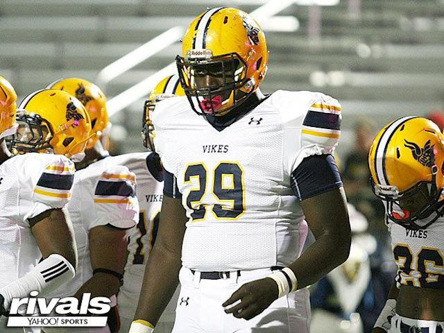 (FREE) When Rivals250 DL Bobby Brown arrived for a Sooners visit the program put on a full court press, and it worked.