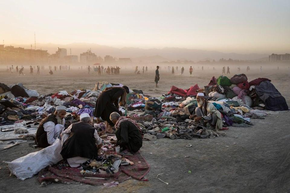 Afghanistan (Copyright 2021 The Associated Press. All rights reserved)