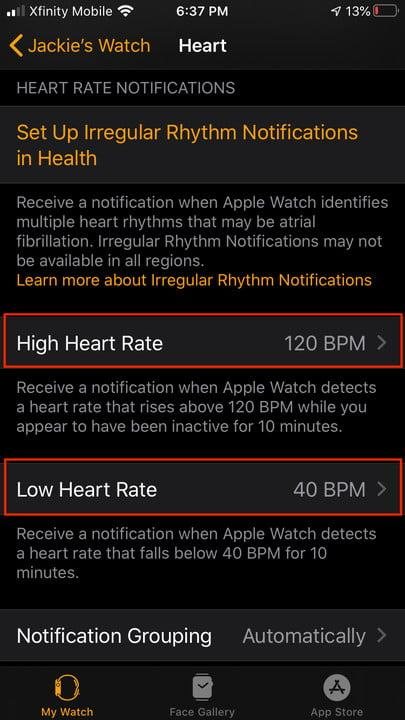 how to use apple watchs fitness features heart22