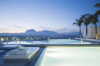 """<p>Built into Southeast Spain's Sierra Helada Mountains on the bay of Altea, this <a href=""""http://shawellnessclinic.com/en"""" rel=""""nofollow noopener"""" target=""""_blank"""" data-ylk=""""slk:luxury wellness resort"""" class=""""link rapid-noclick-resp"""">luxury wellness resort</a> blends ancient Oriental therapies with the latest in Western techniques. Specific programs focus on anti-stress, sleep recovery and detox and weight loss. <i>(Photo: Courtesy of Sha Wellness)</i></p>"""