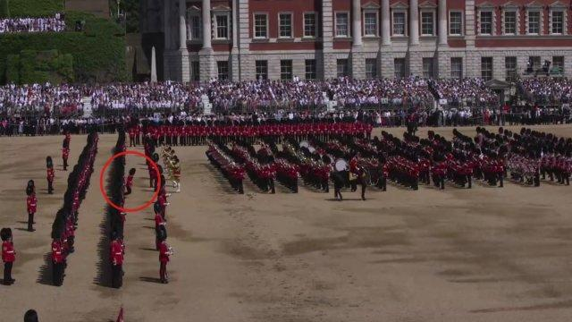 guardsman-collapses-during-queens-birthday-celebrations