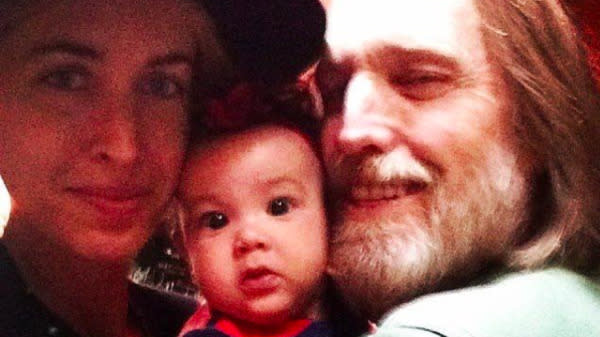 To his legions of fans around the world, Tom Petty was a rock legend, but to daughter, AnnaKim Violette, he was just Dad.