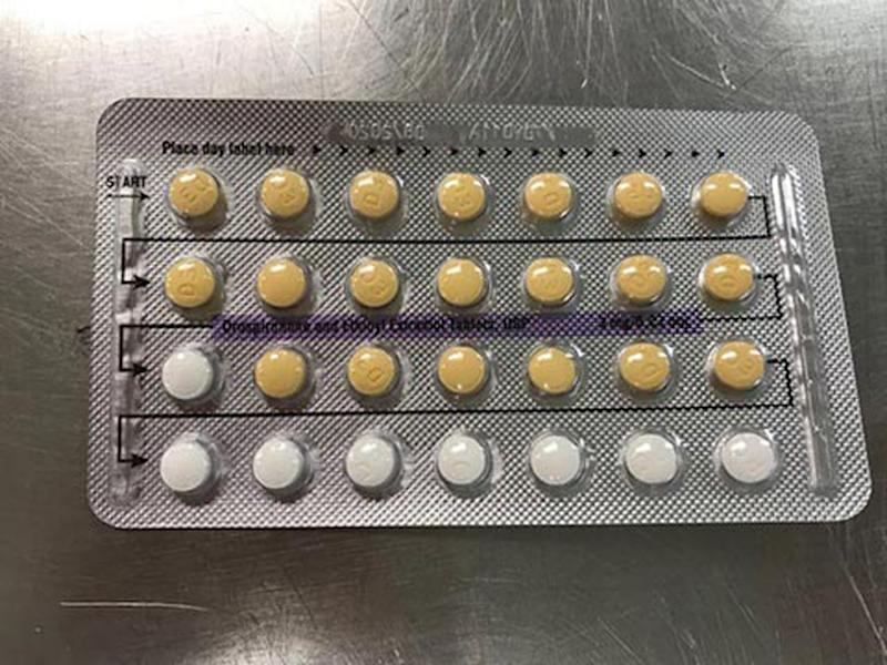 Apotex Corp's Birth Control Pills