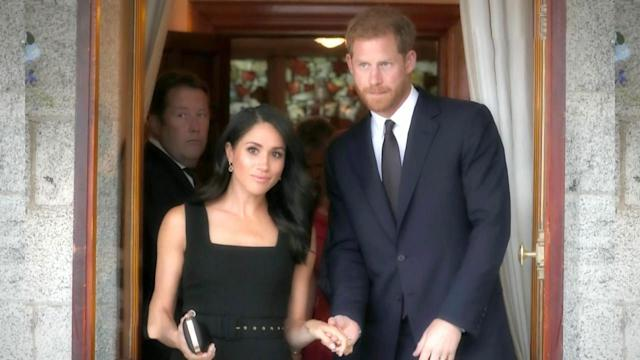 The Duchess of Sussex's father also claimed that he also lied to Harry when he asked if he had staged his photos.