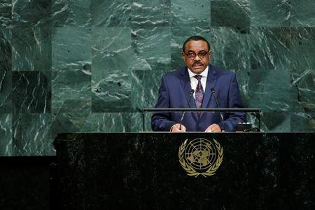 Ethiopian prime minister resigns after mass protests