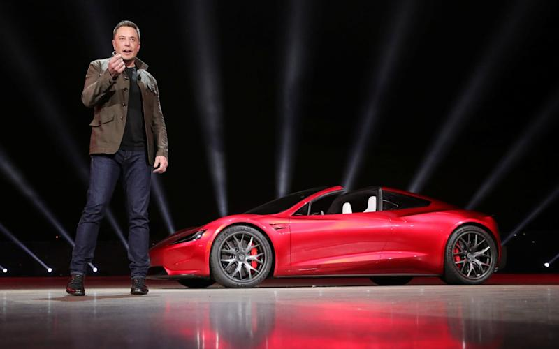 Elon Muskcould get one of the biggest windfalls ever received by a chief executive if he meets targets - REUTERS