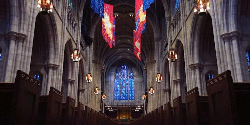 Princeton University Chapel Church