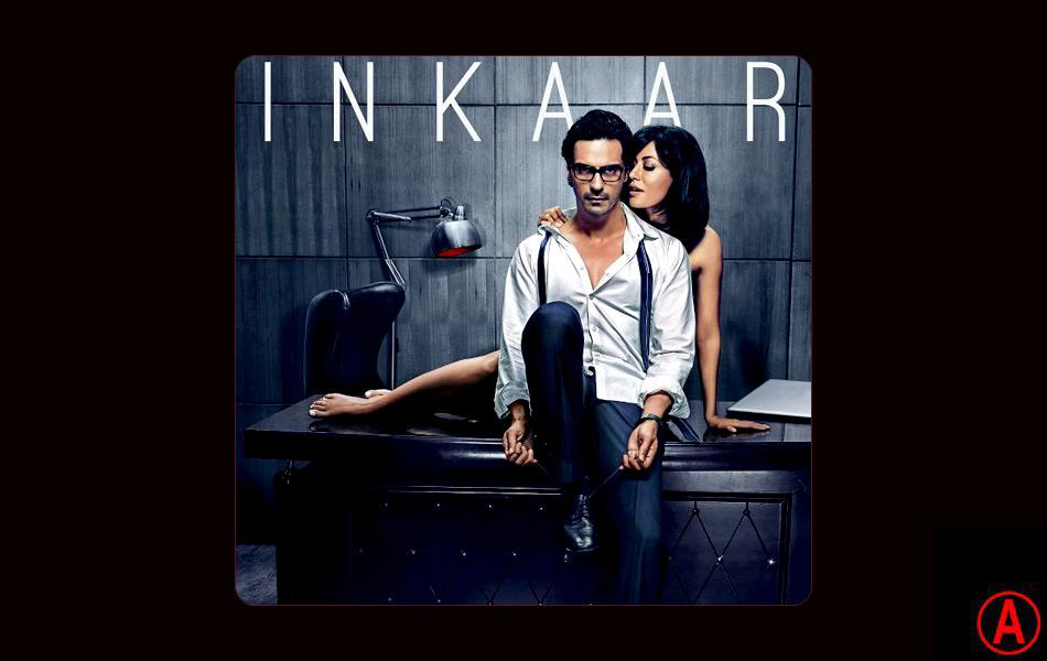 """Inkaar"" is a powerful story that deals with the sensitive topic of sexual harassment. It was initially reported that director Sudhir Mishra wrote three scripts to make sure that the film went exactly like he had envisioned. The first look poster was released by Viacom18 and Sudhir Mishra on their official Facebook page. The treatment for this movie starring Chitrangada Singh and Arjun Rampal is bold and unflinching."