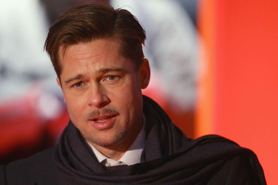<p>Brad Pitt has experimented a lot with facial hair over the years, but the razor sharp 'stache he sported while filming for <em>Inglorious Bastards </em>was perhaps one of his riskiest.</p>