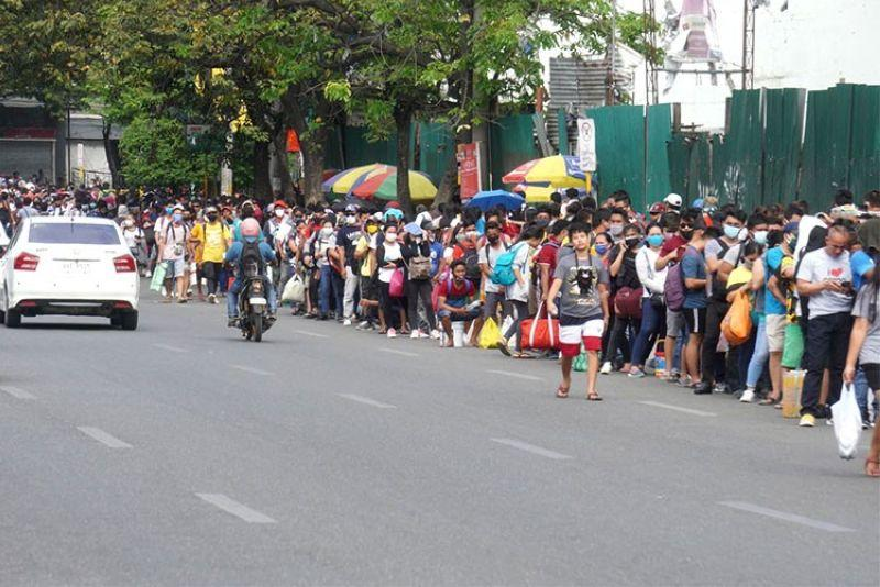 Bzzzzz: Enhanced quarantine/lockdown is on but not yet totally enforced in Cebu province
