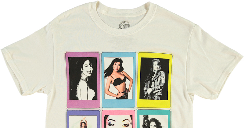 44d3f317409 Selena Quintanilla Clothing Is at Forever 21