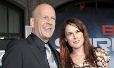 Willis Not Suing Apple Over Downloads - Wife
