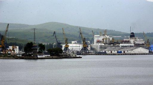 Rason economic zone is near North Korea's borders with Russia and China