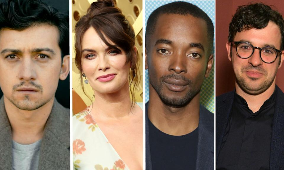 Meet the actors turned directors at this year's London Film Festival (Credit: Tom Wood/ WireImage/Getty/Dave Benett)