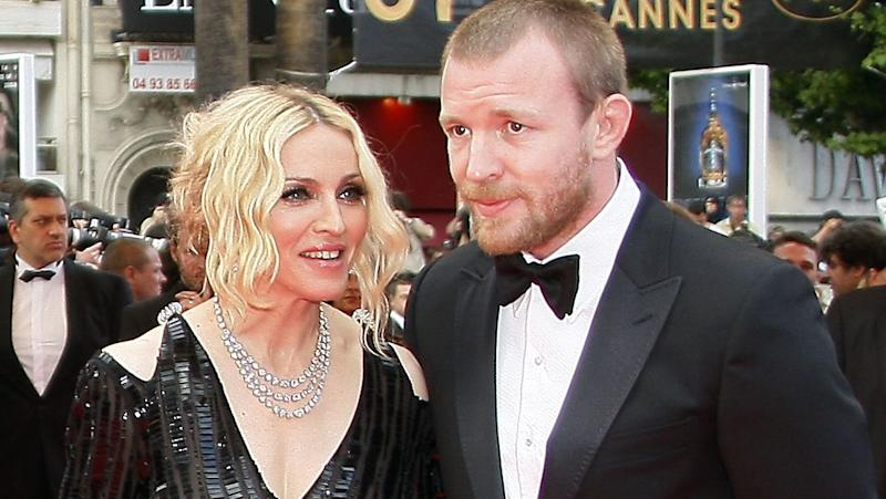Madonna gets unexpected `Christmas gift` from ex-husband Guy Ritchie
