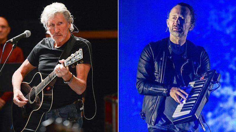 Read Roger Waters' Response to Thom Yorke Over Radiohead Israel Controversy