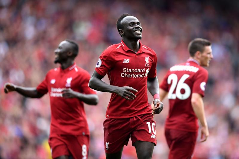 Mane the latest Liverpool star injured
