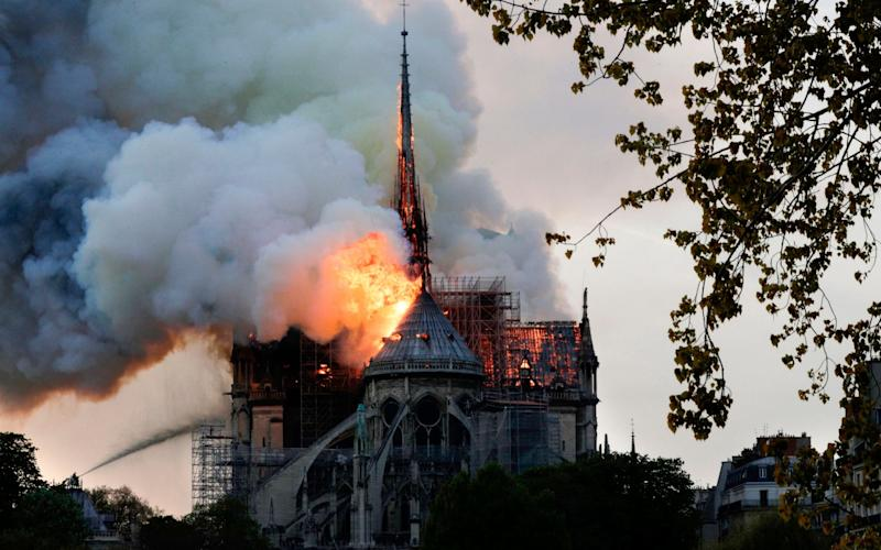 'People are just in a state of total shock. It's almost like a cultural September 11' - AFP