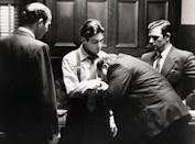 """<p>All the while, Marlon Brando and Al Pacino were giving dad some major mafia entertainment. The first movie, which was <a href=""""https://www.history.com/this-day-in-history/francis-ford-coppolas-the-godfather-opens"""" rel=""""nofollow noopener"""" target=""""_blank"""" data-ylk=""""slk:released in 1972"""" class=""""link rapid-noclick-resp"""">released in 1972</a>, came out just in time for Father's Day. </p>"""