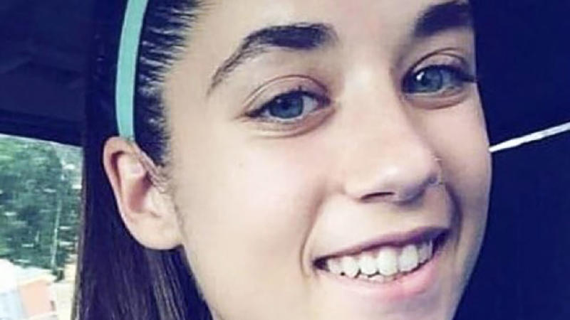The football world is mourning the death of rising Spanish star Alba Esteban Frau, aged 19. Picture: Twitter/@atleticbalears