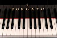 Borgato's handcrafted pianos represent more than 1,850 hours of work