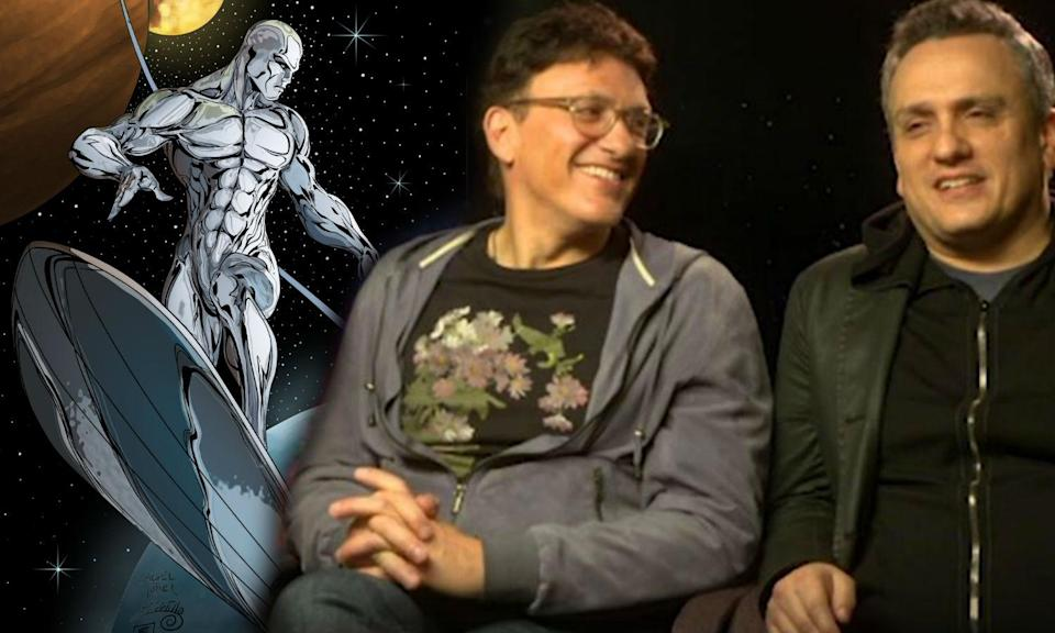 The Russo Brothers talk Silver Surfer