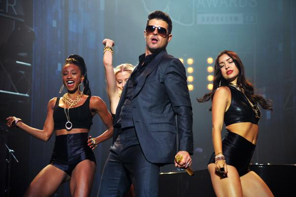 'Blurred Lines': The Worst Song of This or Any Other Year