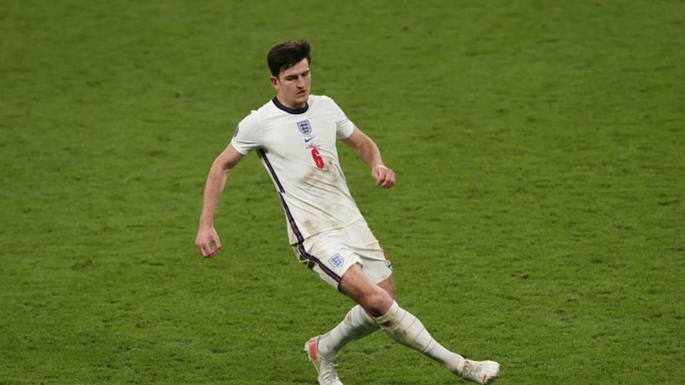 Harry Maguire | Marc Atkins/Getty Images