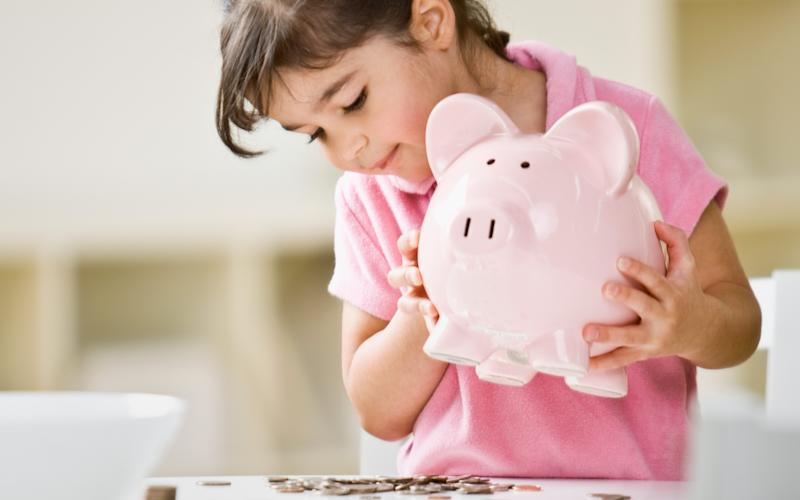 All children with a Young Saver account will have their balances transferred automatically to Halifax's Kids' Saver account - Jonathan Ross/Getty Images