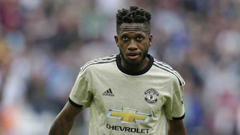 Fred calls for Man Utd to be more consistent in Premier League: 'We want to be around the top of the table'