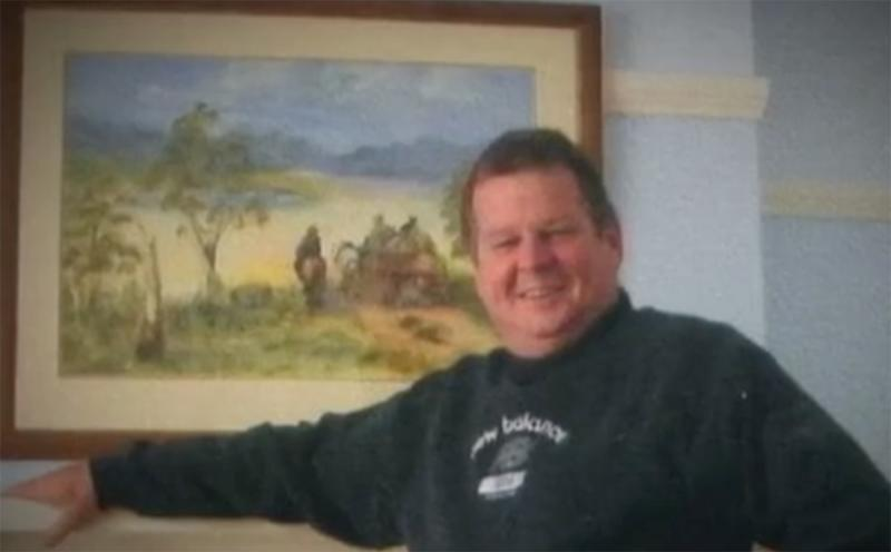 Mark Missen's body was then dumped down a disused mine shaft