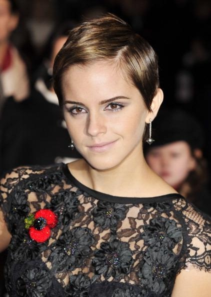 <p>Fashion risk taker Emma Watson cut off all her locks after finishing Harry Potter in 2010 and naturally, it looked amazing. [<i>Photo: Getty]</i></p>