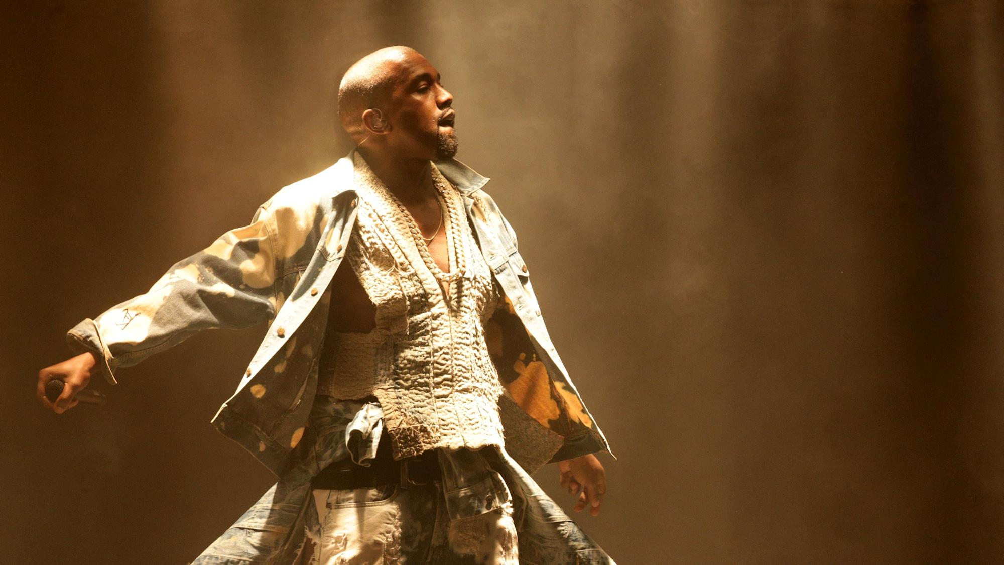 Kanye West: The controversial rapper making waves in music, fashion and politics