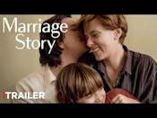 """<p>Sometimes, the ending is just the beginning. The Oscar-winning <em>Marriage Story </em>starring Adam Driver, Scarlett Johansson, and Laura Dern (!) shows that not every divorce results in the breakup of a family. </p><p><a class=""""link rapid-noclick-resp"""" href=""""https://www.netflix.com/title/80223779"""" rel=""""nofollow noopener"""" target=""""_blank"""" data-ylk=""""slk:Stream it here"""">Stream it here</a></p><p><a href=""""https://www.youtube.com/watch?v=BHi-a1n8t7M"""" rel=""""nofollow noopener"""" target=""""_blank"""" data-ylk=""""slk:See the original post on Youtube"""" class=""""link rapid-noclick-resp"""">See the original post on Youtube</a></p>"""