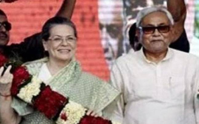 When Nitish Kumar met Sonia Gandhi: From Presidential election strategy to demonetisation, EVM were on discussion menu
