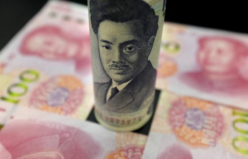 Yen rises, yuan falls as U.S.-China trade deal this year looks unlikely