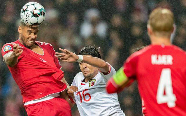 The link between heading the ball and suffering from dementia has been widely reported - UEFA