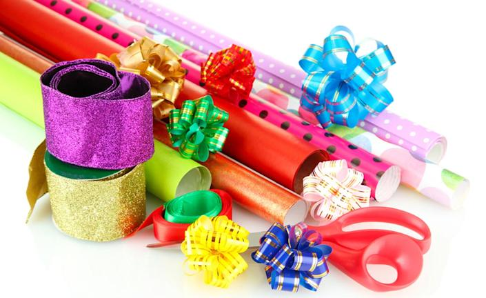 """<span class=""""caption"""">Some of the best gifts don't come wrapped with a bow on top.</span> <span class=""""attribution""""><span class=""""source"""">Wrapping paper via www.shutterstock.com</span></span>"""