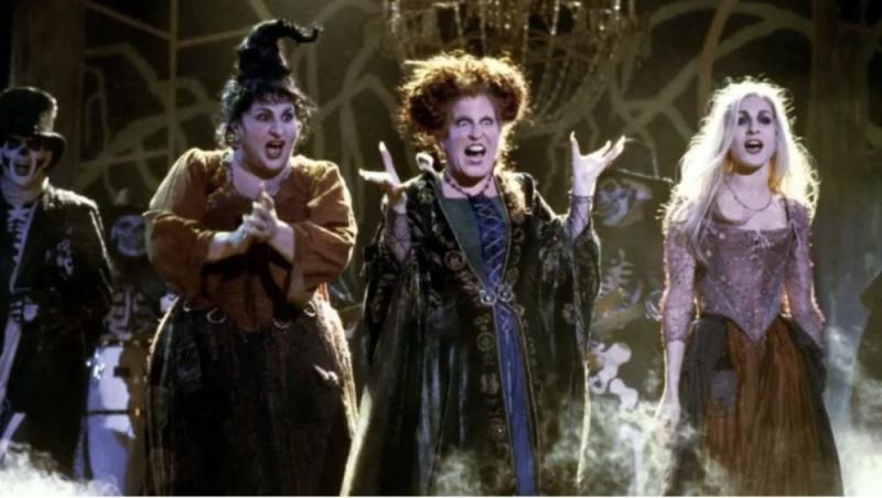 Freeform's 31 Nights of Halloween is showing Hocus Pocus 30 times, and TBH, we could watch them all